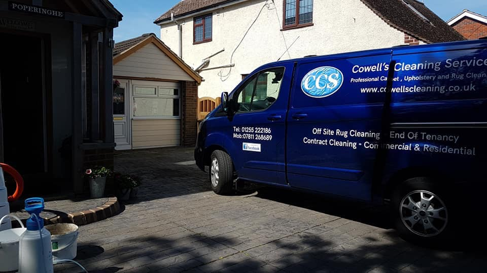 Carpet cleaning in Frinton on Sea